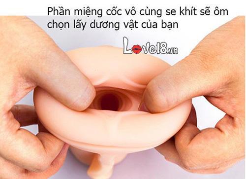 Âm đạo giả dạng cốc Loveaider AD16A tại Hà Nội