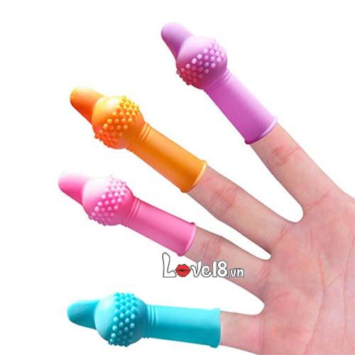 Bao cao su đeo ngón tay có rung DC10M giá bao nhiêu?