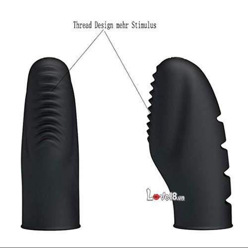 Bao cao su đeo ngón tay có rung Prettylove NGON6 tại tp hcm