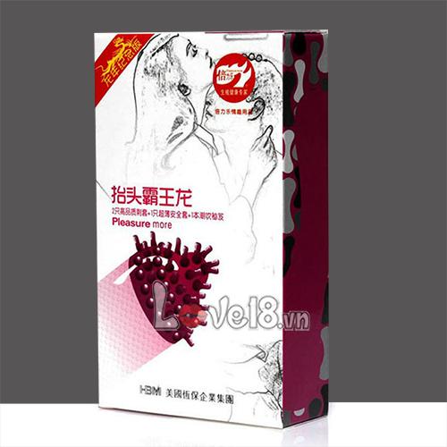 Bao Cao Su Gai Râu Bi CD22A mua ở đâu?