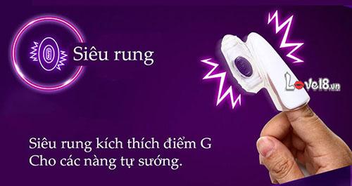 Máy rung đeo ngón tay Durex Play Finger MS25G tại tphcm