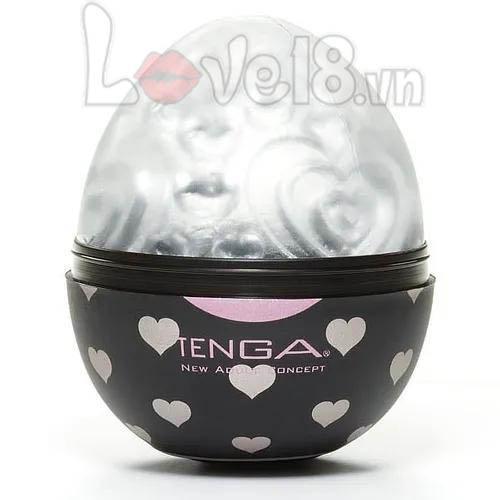 Trứng thủ dâm Tenga Egg Black DC18B giá rẻ