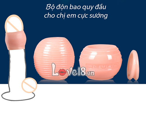 Bộ Đôn To Quy Đầu Fore Skin BD10H giá rẻ