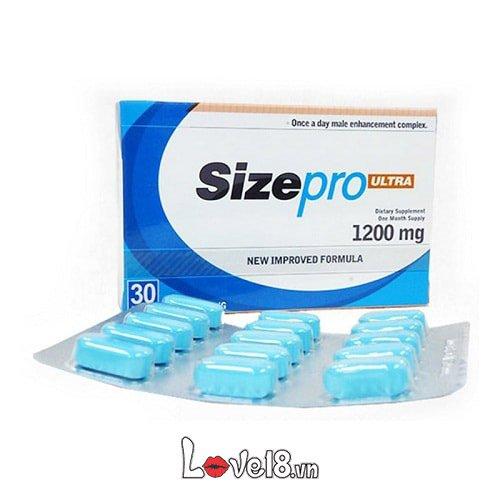 Thuốc cương cứng Size Pro Ultra SL08 chính hãng
