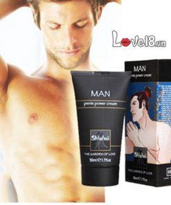 Kem Bôi Cương Cứng Kéo Dài Man Penis Power Cream (XTS05A)
