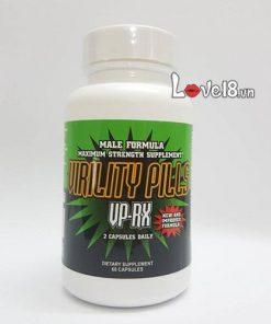 Thảo Dược Trị Yếu Sinh Lý Virility Pills (TD11)