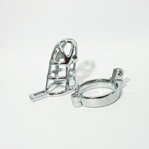 Khóa dương vật bằng kim loại thép không gỉ BZ12 giá bao nhiêu?
