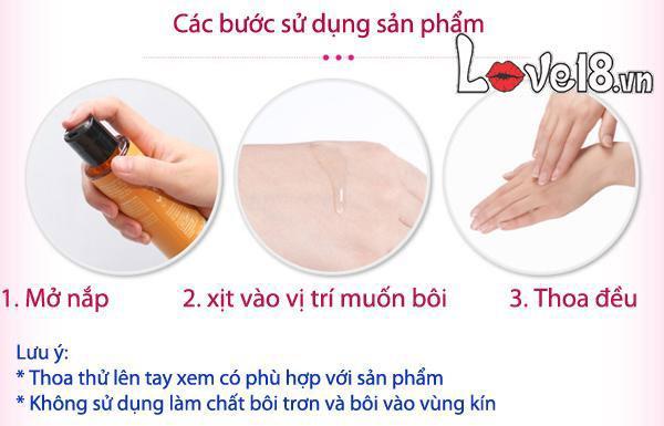 Dầu massage làm nóng cơ thể nếm được Sensuva Sizzle Lips G12B cách sử dụng
