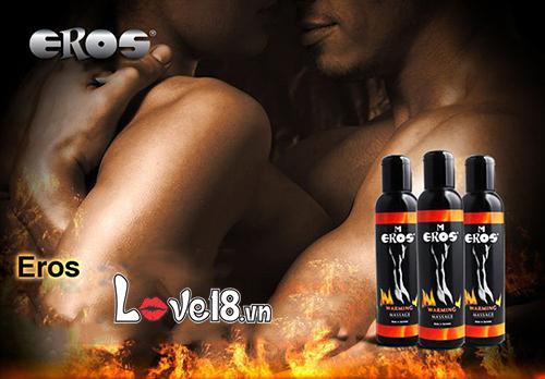 Dầu massage toàn thân Eros Warming Đức G12D giá bao nhiêu?
