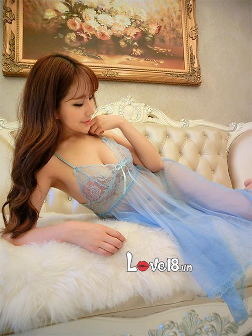 Váy ngủ siêu mỏng gợi cảm TT06 dành cho nữ