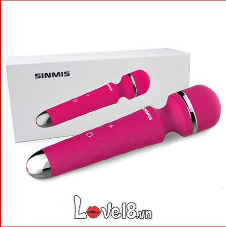 Chày rung massage cao cấp Nalone Sinmis AV09 chính hãng