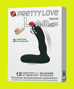 Máy Rung Liếm Hậu Môn Pretty Love (HM24A)