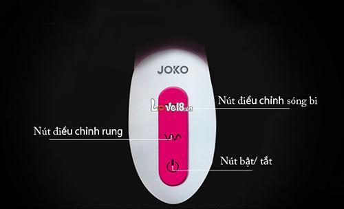 Dương Vật Rung Siêu Kích Thích Joko (MS28K)