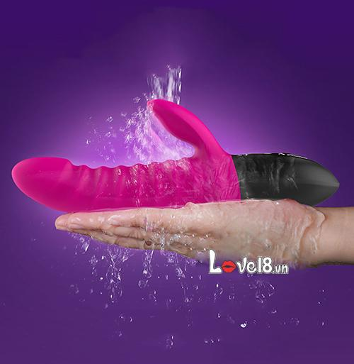 Dụng cụ thụt massage cao cấp Leten cầm tay DV72B chống thấm nước