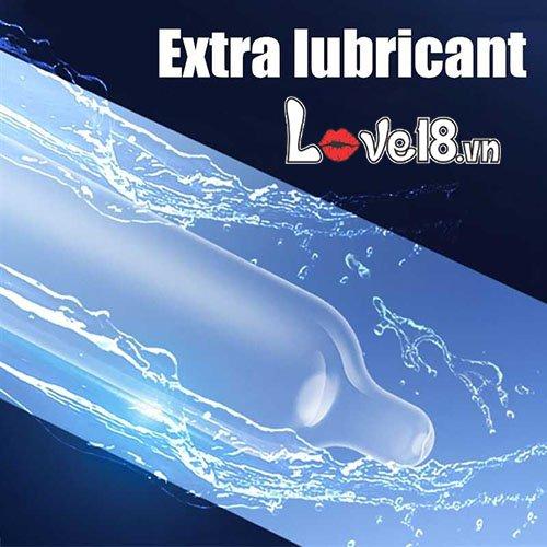 Bao cao su Durex Extra Large size XL XL12 dành riêng cho nam giới sử dụng khi làm tình cùng người yêu