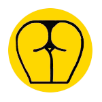bup be tinh duc symbol
