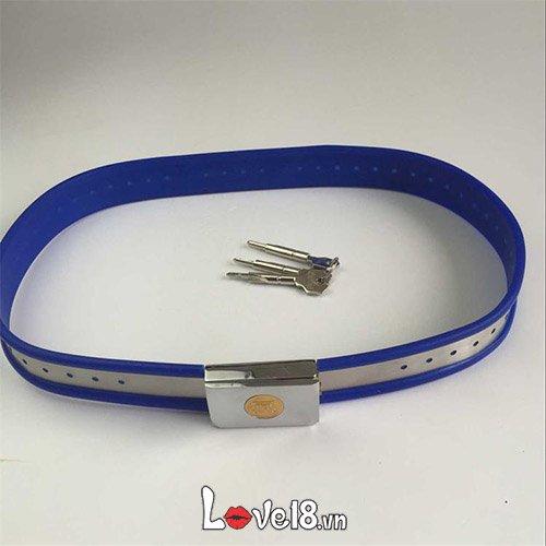 Đai khóa trinh tiết nữ BZ9 là freesize tùy chỉnh