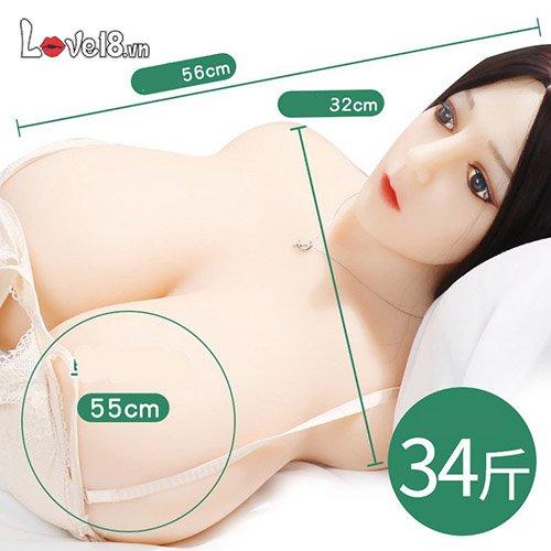 Búp bê tình dục bán thân phần trên có mặt AD38N cực đẹp giá rẻ