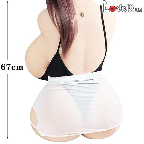 Kích thước của búp bê tình dục bán thân BB12V