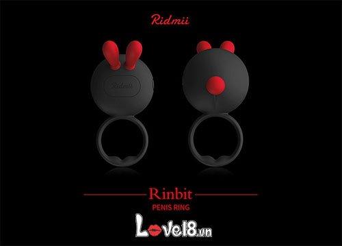 Nơi bán Vòng rung đeo dương vật hình đầu thỏ Rinbit DC80A chất lượng tại sài gòn