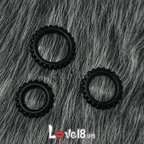 Bộ vòng đeo dương vật kéo dài thời gian quan hệ DC60U giá bao nhiêu