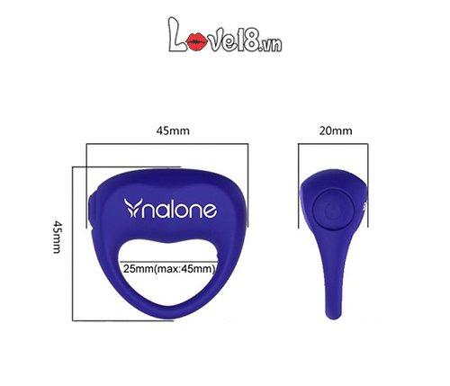 Vòng rung tình yêu chống xuất tinh sớm Nalone Ping DC54N uy tín