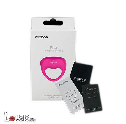 Shop bán Vòng rung tình yêu chống xuất tinh sớm Nalone Ping DC54N uy tín tại tphcm